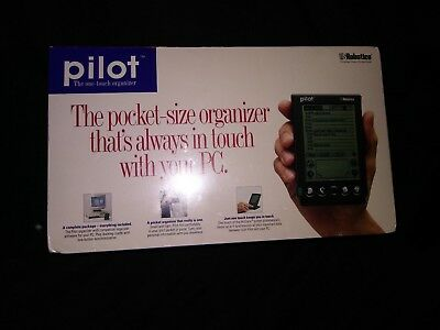 US Robotics Pilot 5000 The One-Touch Professional Organizer BRAND NEW Sealed