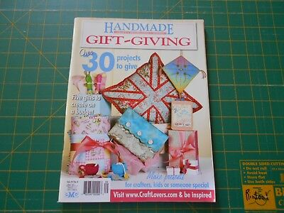 Handmade Magazine - Vol 29 No 9 - (2011)  - Good Condition -