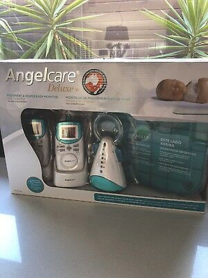 Angelcare Deluxe+ Baby Monitor