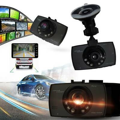 Dashcam KFZ Car DVR Autokamera Full HD 1080p Nachtsicht Videos Bewegungssensor