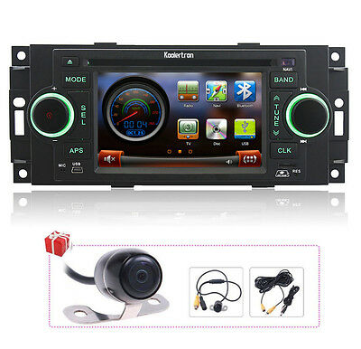 US Autoradio GPS Navigation DVD for Dodge Durango Chrysler Sebring Jeep Compass