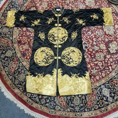 Wonderful 20th  chinese robe dragon