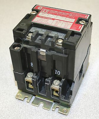 Square D Lighting Contactor 8903Smg1 30 Amp Lighting Contactor Smg1 Series A