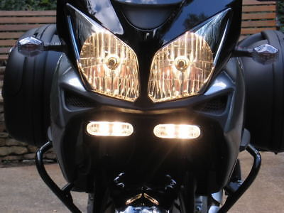 Hella Driving Lamp Light Kit for Suzuki V-Strom DL650 & DL1000