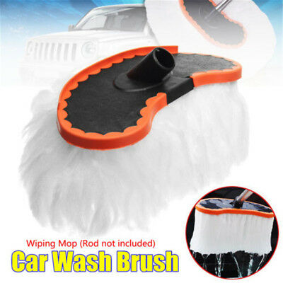 Car Wash Duster Adjustable Telescoping Dusting Cleaning Brushes Tool Wiping Mop
