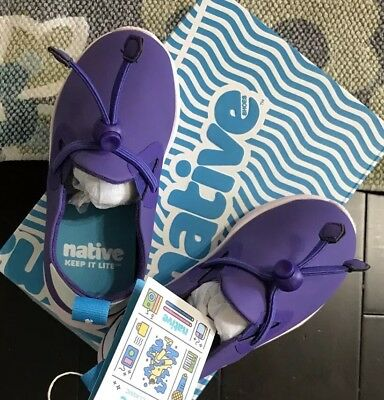native shoes Toddler size 7