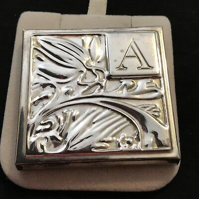 Vintage Double Mirror Compact 'A'