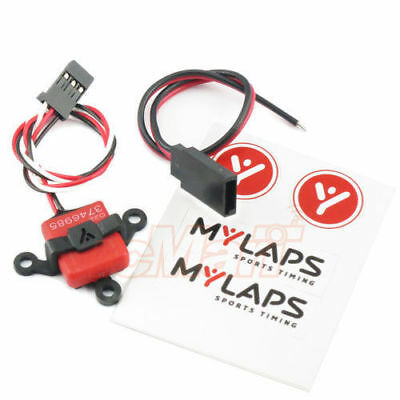 MYLAPS RC4 Transponder New System uses Decoder w/3Wires1:10RC Car#10R120       e