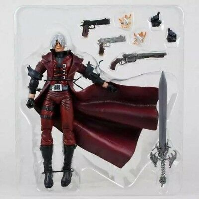 "NECA Devil May Cry Dante figure collectible  7"" 18CM"