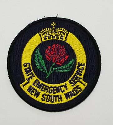 New South Wales State Emergency Service Patch