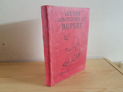RUPERT ANNUAL 1936 original book - THE FIRST ONE!!