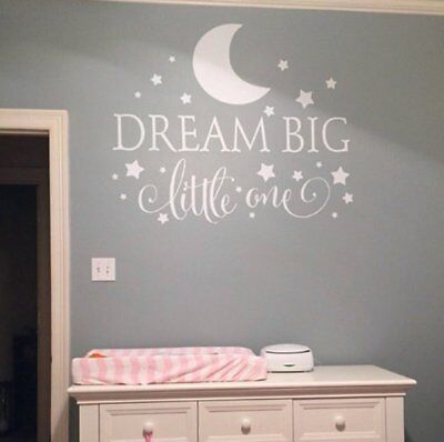personalised baby elephant wall sticker balloons nursery decals