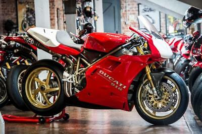 Ducati 916 RS 955 Factory Race 1 of only 28