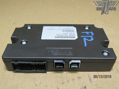 2012 Ford Mustang Gt Communication Control Module Cr3T-14B428-Ac Oem