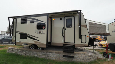 New 2019 Rockwood Roo 23Ikss 2 Slide Hybrid Travel Trailer Sleeps 7 Only 5445Lbs