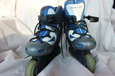 Inline skates. Solomon. children's extendable skates. Children's