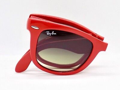 Ray Ban Folding Wayfarer Special Series Gradient RB4105 764/32 50mm + Case