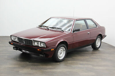 1984 Maserati Other Biturbo ~ ONE OWNER 1984 Maserati Biturbo ~ amazing original condition
