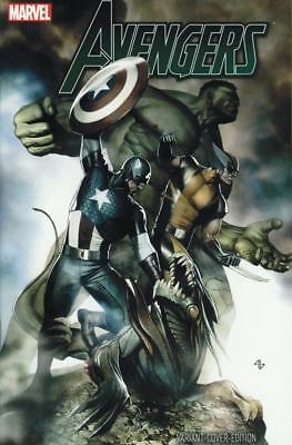Avengers (All New 2016) 17 (Variant Cover Vienna ComicCon 2017), Panini