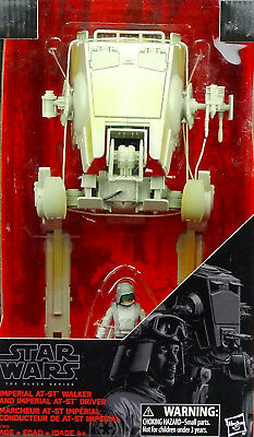 "Imperial At-St Walker ""return Of The Jedi"" Star Wars The Black Series Von Hasbro"