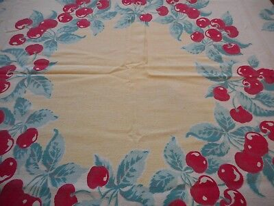 Vintage table cloths lot of 4 cutters