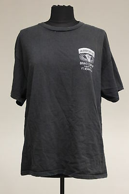 Delta Pro Weight Airborne Bravo Co. T-Shirt, 1/507th PIR, Size: X-Large