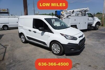 Ford Transit Connect XL 2014 XL Used 2.5L I4 16V Automatic FWD Minivan cargo delivery work fleet service