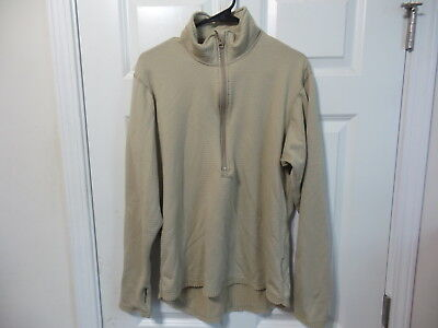 Ads Peckham Polartec Level 2 Gen Iii Ecwcs Grid Fleece Shirt Size Medium Regular