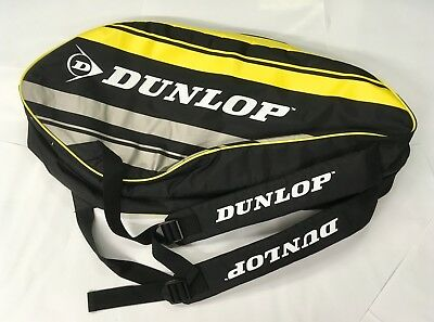 Dunlop 2 Pack Tennis Bag Yellow New Without Tags With