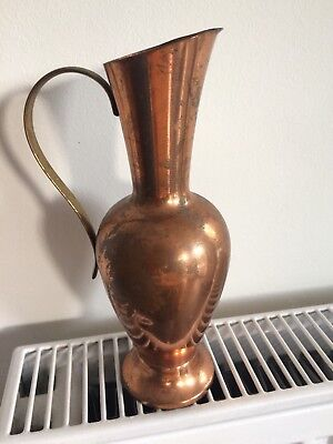 Alte Messing/Kupfer? Vase