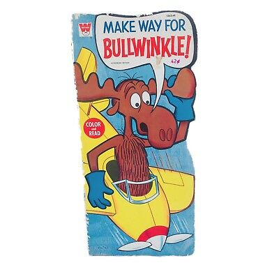 Make Way for Bullwinkle! Book
