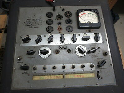 Hickok 532 Steel Base Tube Tester