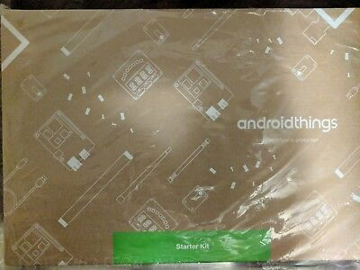 New Android Things Starter Kit