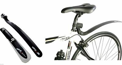 Zefal Swan And Croozer Bicycle Front & Rear Mudguard Set For Road & Hybrid Bike