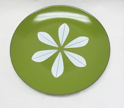 Green Lotus Catherine Holm Charger Plate 12 Inches Diameter