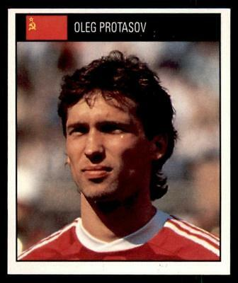 ORBIS 1990 WORLD CUP COLLECTION-#495-EGYPT-AIMAN TAHER