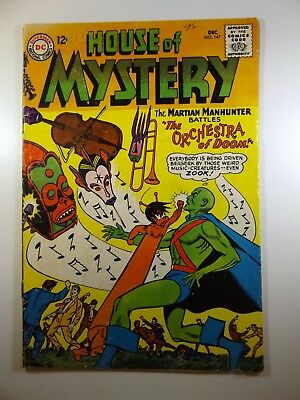 "The House of Mystery #147 ""The Orchestra of Doom!"" Good Condition!!"