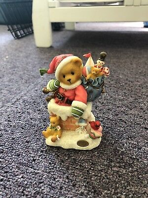 Cherished Teddies: Kris- Up on the Rooftop