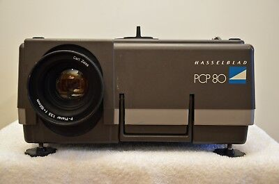 Hasselblad PCP-80, PCP80 Slide Projector with f3.5/150mm Lens & Control