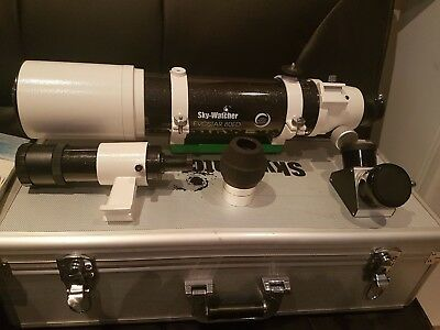 Skywatcher Black Diamond ED80 OTA Premium Refractor Telescope