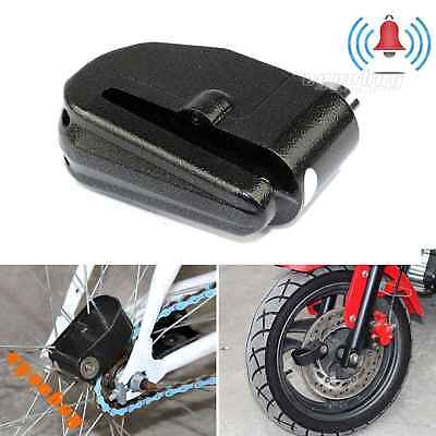 Motorcycle Scooter Loud DB Alarm Disk Anti-Theif Anti Steal Security Tire Lock