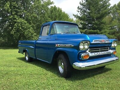 1959 Chevrolet Other Pickups  1959 chevy apache chevrolet pickup truck
