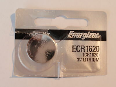 1- New-Cr1620 / DL-1620 - Energizer Battery-3V-Guaranted-Fast Shipping-USA