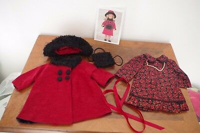 Sasha Doll winter outfit