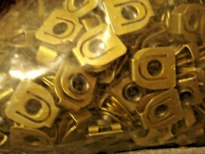 Aerospace Hardware - Clip Nuts - p/n RM52LHA4972-4-3 - NEW