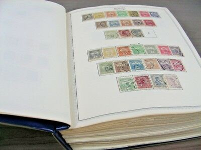 HUNGARY, Excellent Stamp Collection hinged on Minkus Specialty pages(Harris Bi