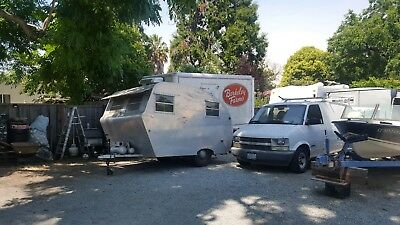 Travel Trailer Vintage