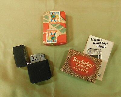 WW 2, U.S. Cigarette Lighter  NOS