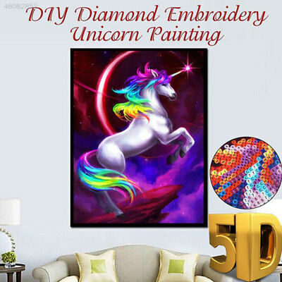 Horse Pattern 5D Painting Diamond Embroidery Animal Painting 30 * 40cm Bedroom
