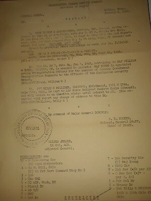 headquarters 8th service command service and supplies special orders 1943